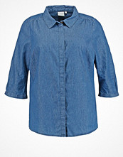 Junarose JRALMA Skjorta medium blue denim