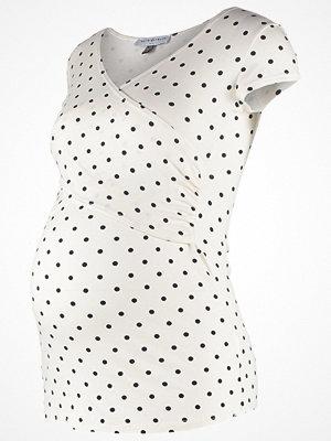Envie de Fraise FIONA Tshirt med tryck off white/navy blue
