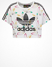 Adidas Originals PHARRELL WILLIAMS Tshirt med tryck white/multcoloured