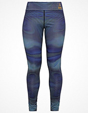 Bench JESS GLYNNE REAL REAL LOVE Leggings navy blue