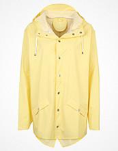 Rains Parkas wax yellow