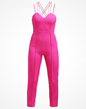 Rare London Overall / Jumpsuit fuschia