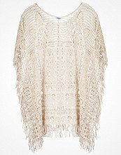 Only ONLESMA  Poncho bone white