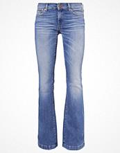 7 For All Mankind CHARLIZE Jeans bootcut lightblue denim