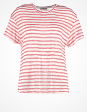Lee Tshirt med tryck bright red