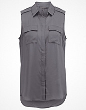Banana Republic Blus vintage grey