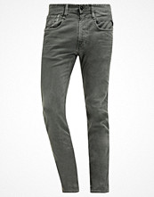 Jeans - Replay ANBASS  Jeans slim fit green