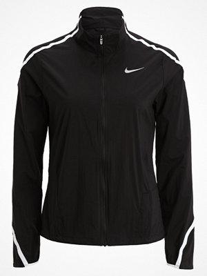 Sportjackor - Nike Performance IMPOSSIBLY LIGHT  Löparjacka black/white/reflective silver