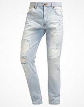 Jeans - Wrangler BOYTON Jeans Tapered Fit rip tide