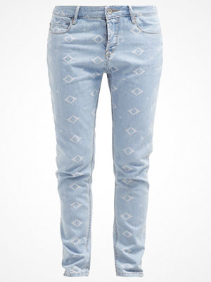 Roxy BURNIN Jeans relaxed fit vintage light blue