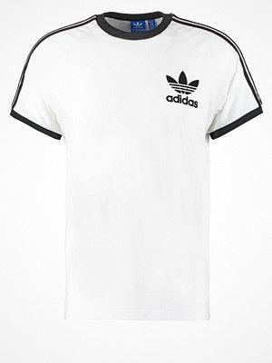 Adidas Originals CALIFORNIA Tshirt med tryck white/black