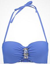 Hunkemöller MARBLE Bikiniöverdel dunkelblau