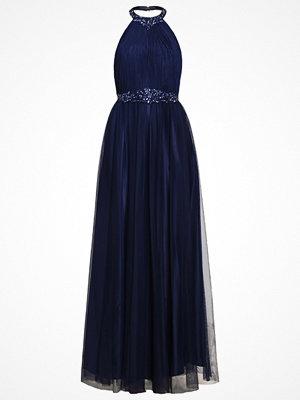 Luxuar Fashion Festklänning mitternachtsblau