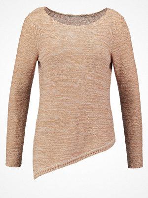 Only ONLCICELY  Stickad tröja warm sand