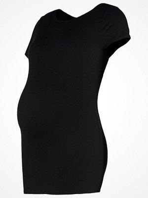 DP Maternity Tshirt bas black