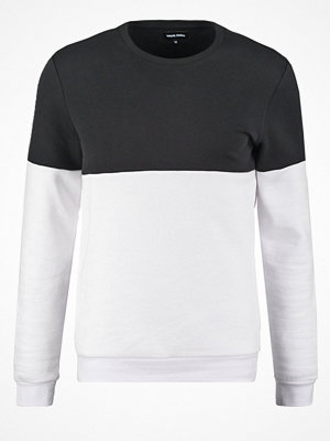 YourTurn Sweatshirt black /white