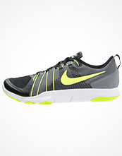 Sport & träningsskor - Nike Performance FLEX TRAIN AVER Aerobics & gympaskor cool grey/volt/black/white