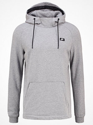 Nike Sportswear MODERN BRUSHED Luvtröja carbon heather