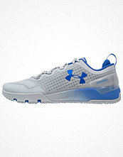 Sport & träningsskor - Under Armour CHARGED ULTIMATE TR Aerobics & gympaskor overcast gray/ultra blue