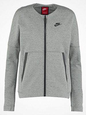 Nike Sportswear TECH FLEECE  Sweatshirt carbon heather/carbon heather/black