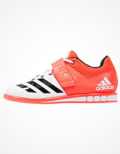 Sport & träningsskor - Adidas Performance POWERLIFT.3 Aerobics & gympaskor solar red/core black/white