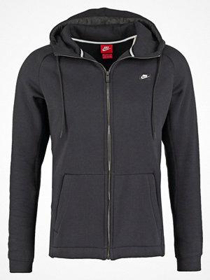Nike Sportswear MODERN FULL ZIP HOODIE BRUSHED Sweatshirt black