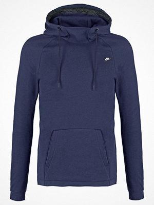 Nike Sportswear MODERN BRUSHED Luvtröja obsidian