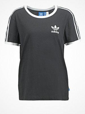 Adidas Originals 3STRIPES  Tshirt med tryck black