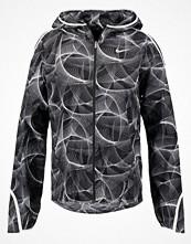 Sportjackor - Nike Performance IMPOSSIBLY Löparjacka black/white/reflective silver