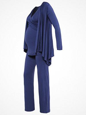 Envie de Fraise SET Tshirt med tryck navy blue
