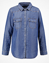 Even&Odd Skjorta blue denim