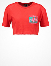 Topshop Tshirt med tryck red