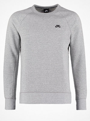 Nike Sb ICON Sweatshirt dark grey heather/black