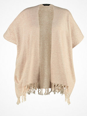 Dorothy Perkins Poncho taupe/beige