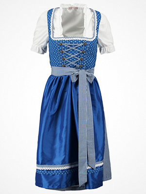 Anna Field Dirndl royal blau