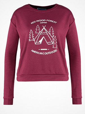 TWINTIP Sweatshirt dark red