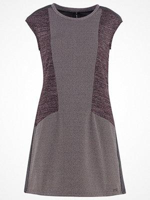 Smash LAINES Jerseyklänning grey