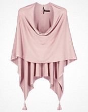 comma Poncho dusty rose
