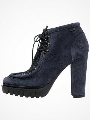 Liu Jo Jeans Platåstövletter dress blue