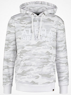 Alpha Industries FOAM Luvtröja white