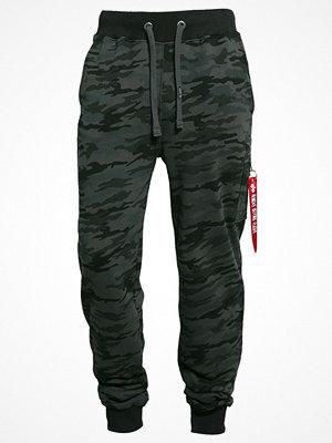 Sportkläder - Alpha Industries X FIT Träningsbyxor black