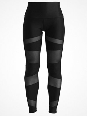 Sportkläder - Onzie Tights black/black mesh
