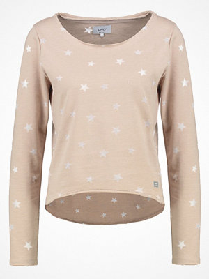 Only ONLCHRISTINA Sweatshirt simply taupe