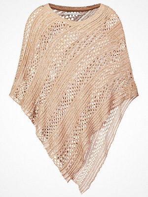 Only ONLCICELY Poncho warm taupe