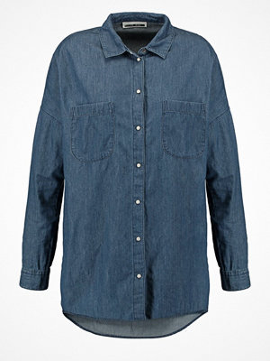 Noisy May NMERIK Skjorta medium blue denim