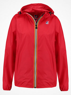 K-Way KWay CLAUDETTE Regnjacka red