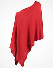 More & More Poncho red passion