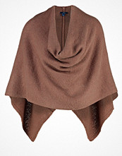 Tom Tailor Poncho washed mauve