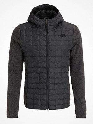 Regnkläder - The North Face THERMOBALL HYBRID Outdoorjacka black/dark grey heather