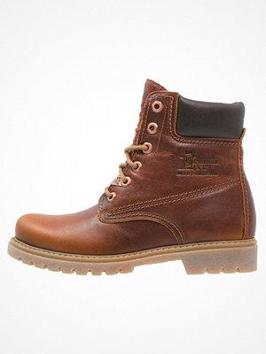 Boots & kängor - Panama Jack PANAMA 03 Snörstövletter grass